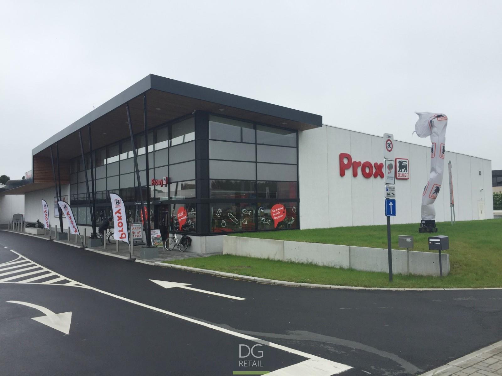 commercieel centrum te huur 'Berchem Retail Park' (R0733) - Oudenaardebaan  , 9690 Kluisbergen, België 2