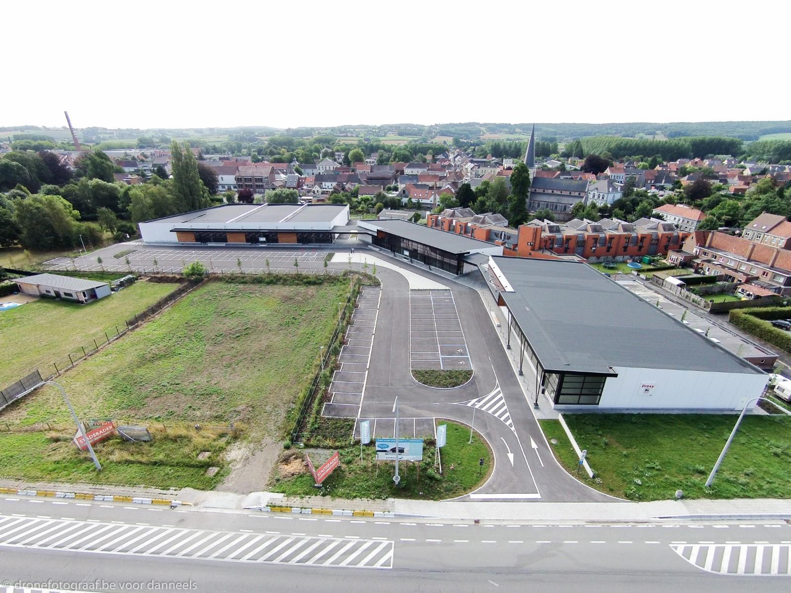 commercieel centrum te huur 'Berchem Retail Park' (R0733) - Oudenaardebaan  , 9690 Kluisbergen, België 4