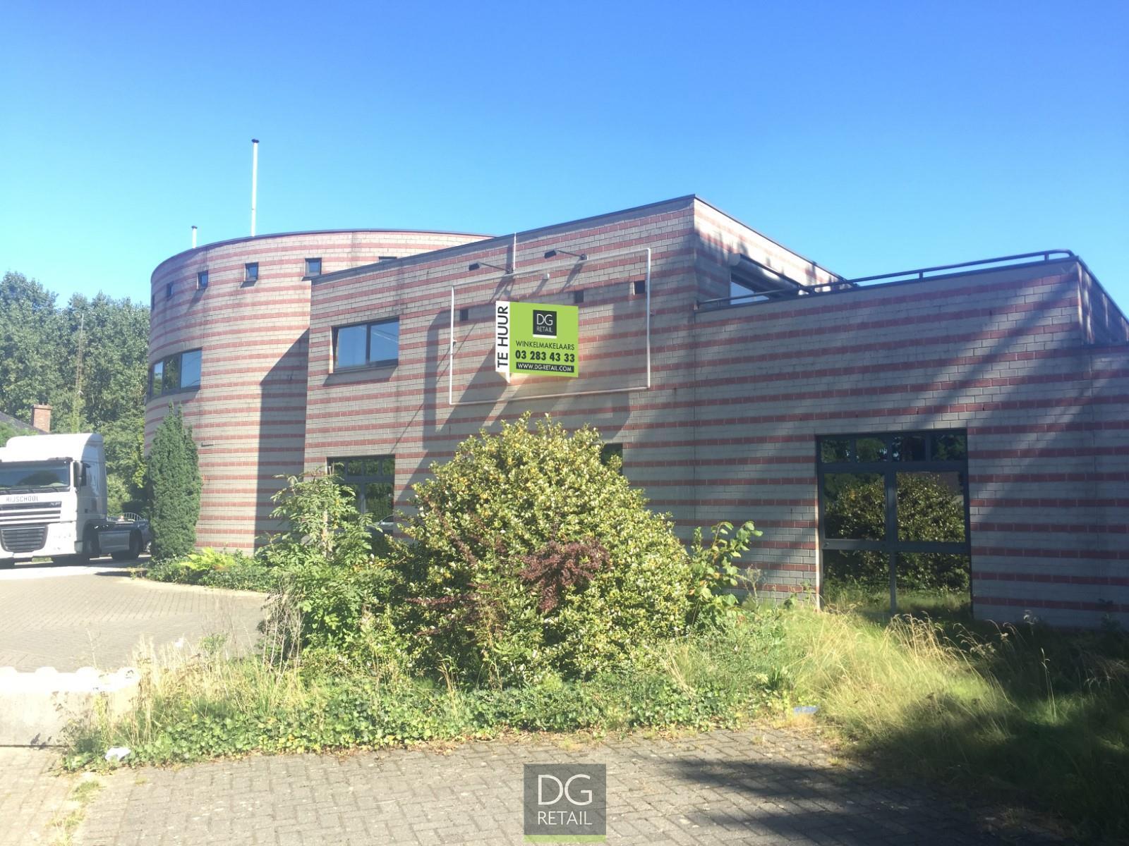 commercieel gelijkvloers te huur R0934 Kempische Steenweg  345