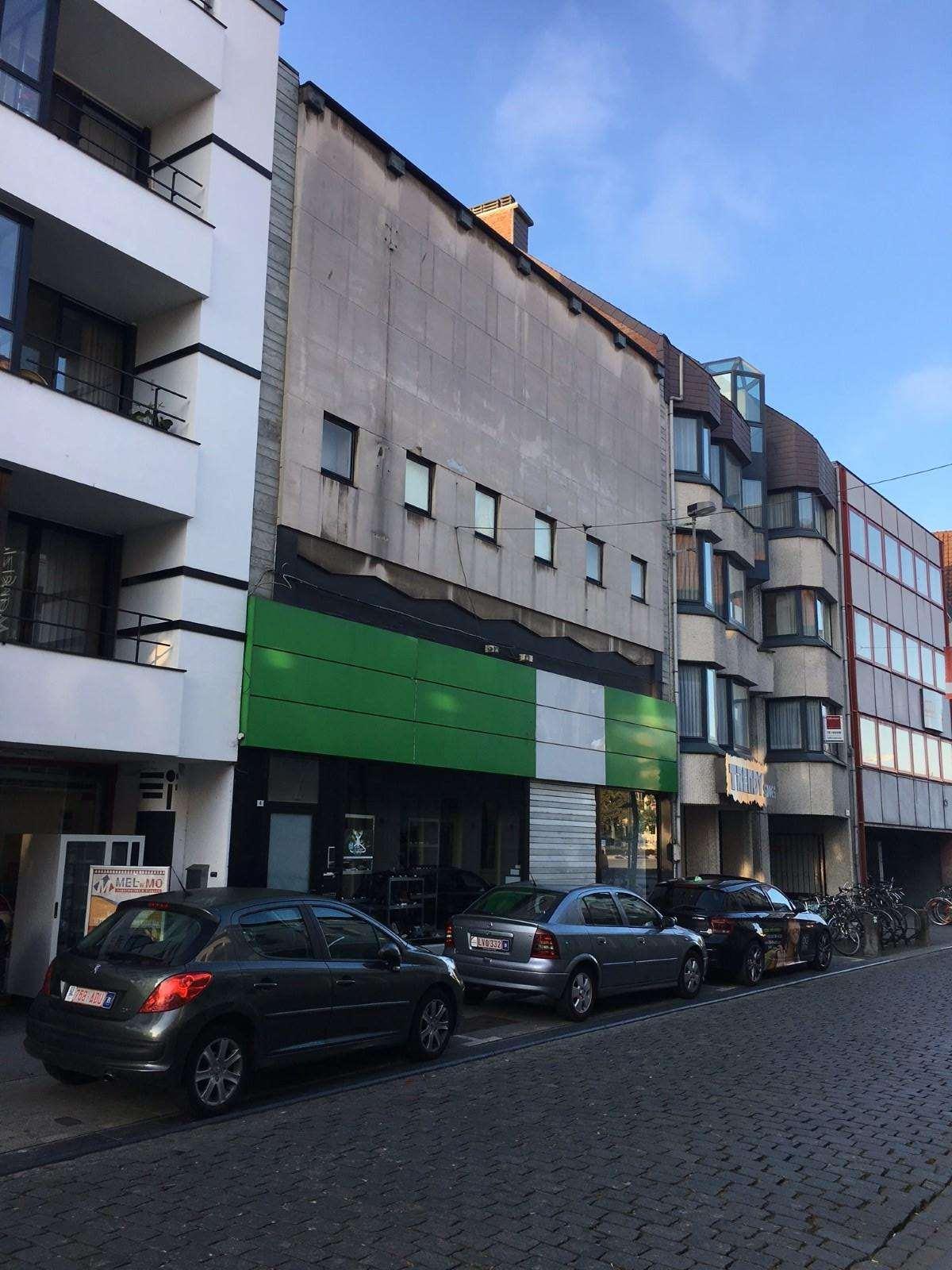 commercieel gelijkvloers te koop R1024 Otterstraat  4