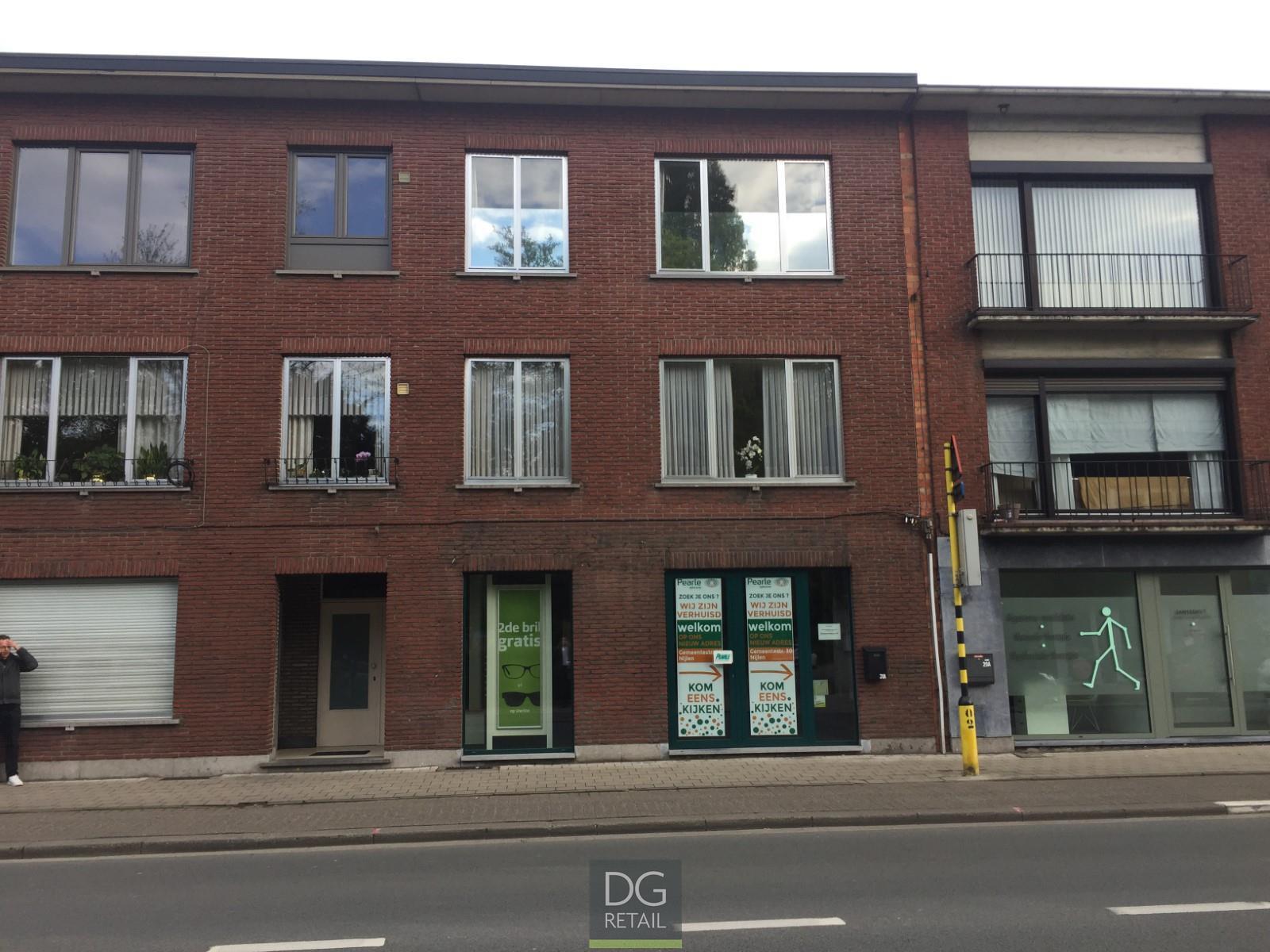 commercieel gelijkvloers verhuurd R1233 Gemeentestraat  31