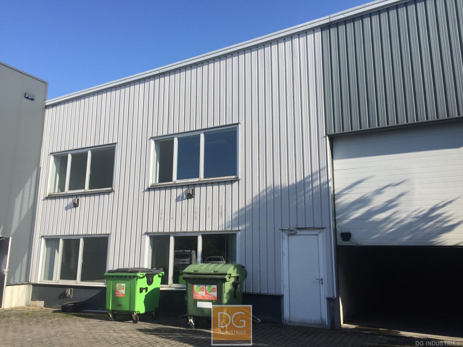 industrieel gebouw te huur R1287 Veurtstraat 73