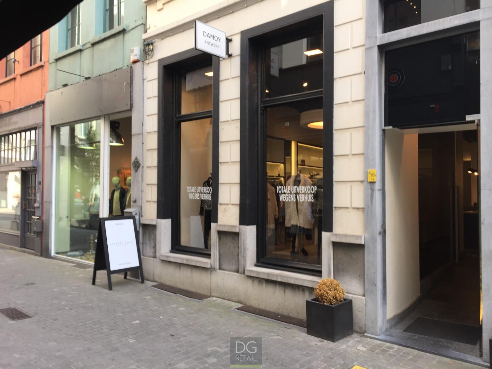 winkelpand te huur R1288 - Groendalstraat 24, 2000 Antwerpen, België 1