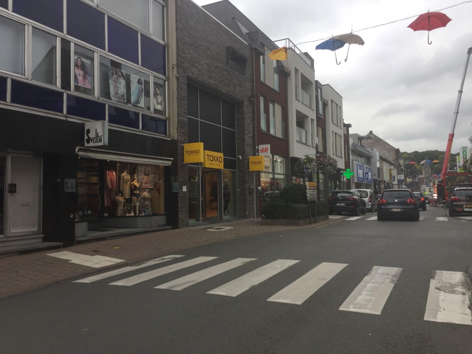 commercieel gelijkvloers te koop R1292 Oudenaardsestraat 43