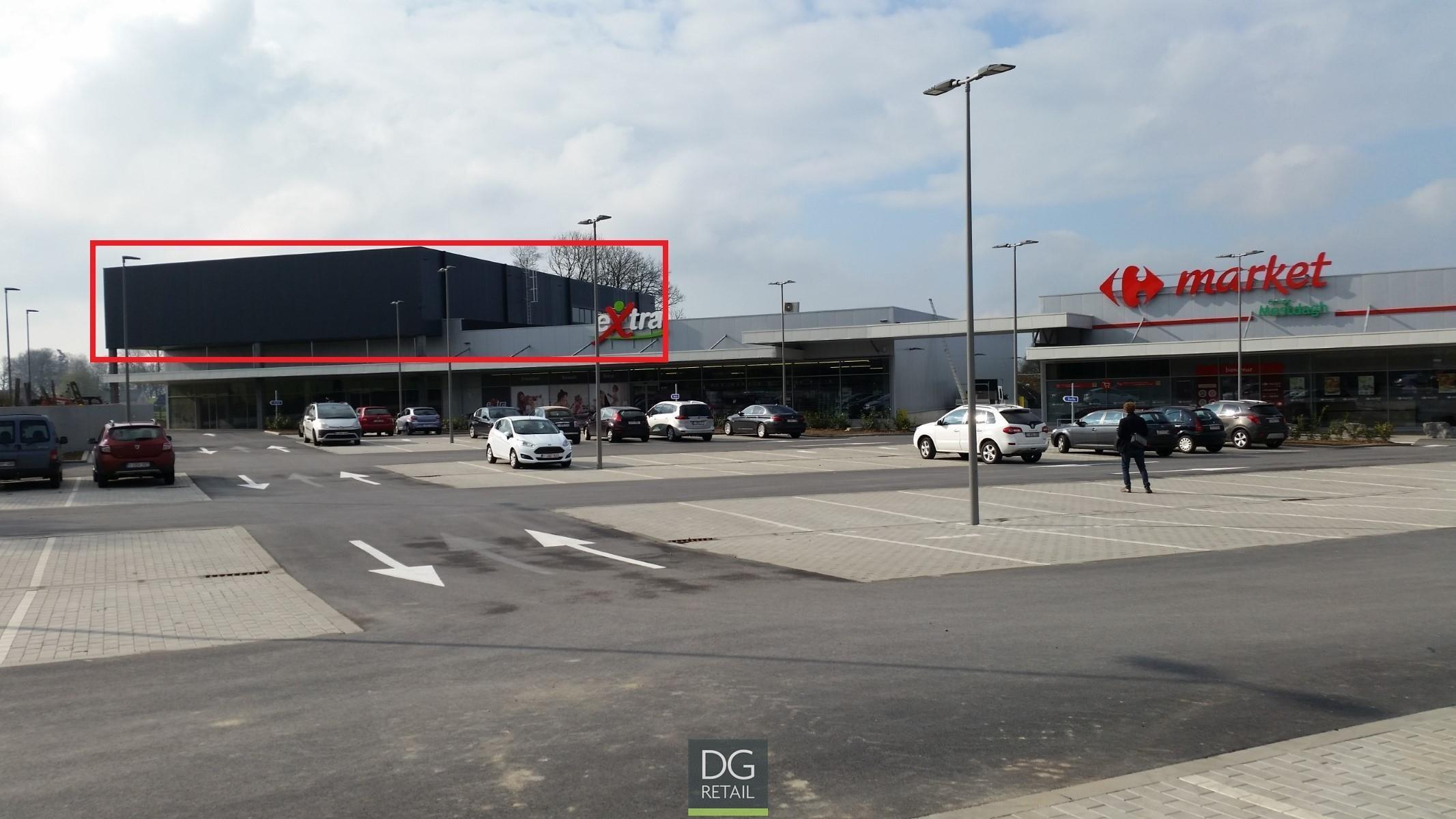 commercieel centrum te huur R1295 Rue de Libramont