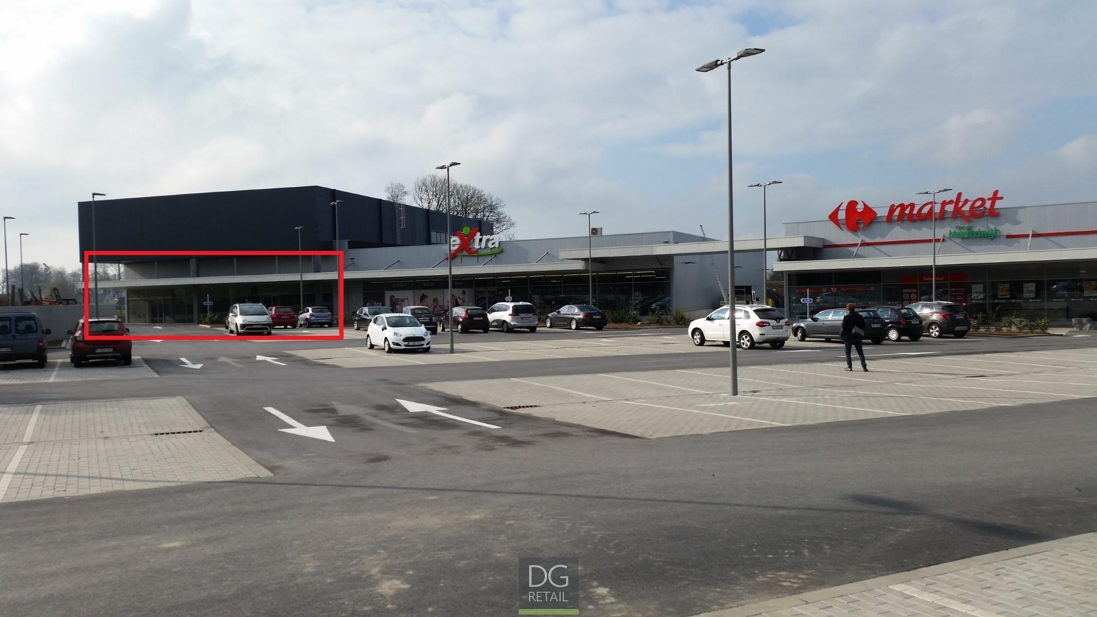 commercieel centrum te huur R1294 Rue de Libramont