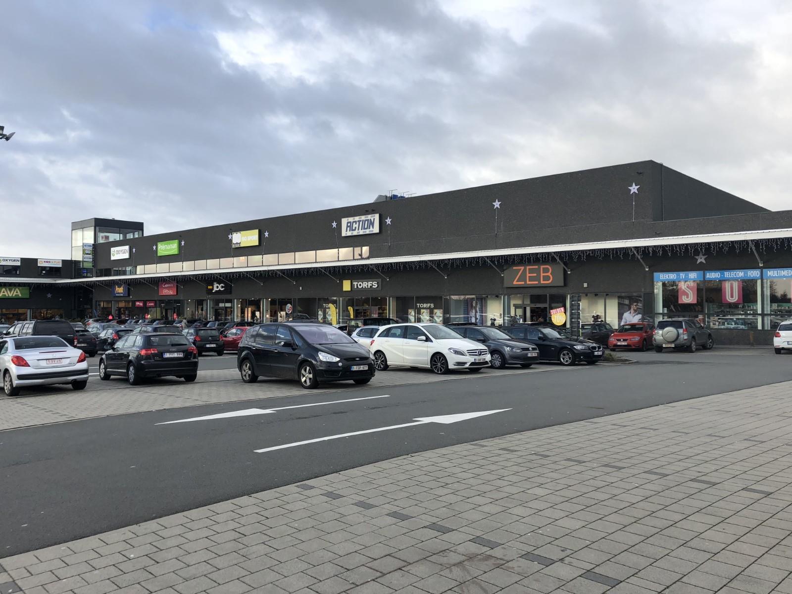 commercieel centrum te huur R1337 Westerring 45