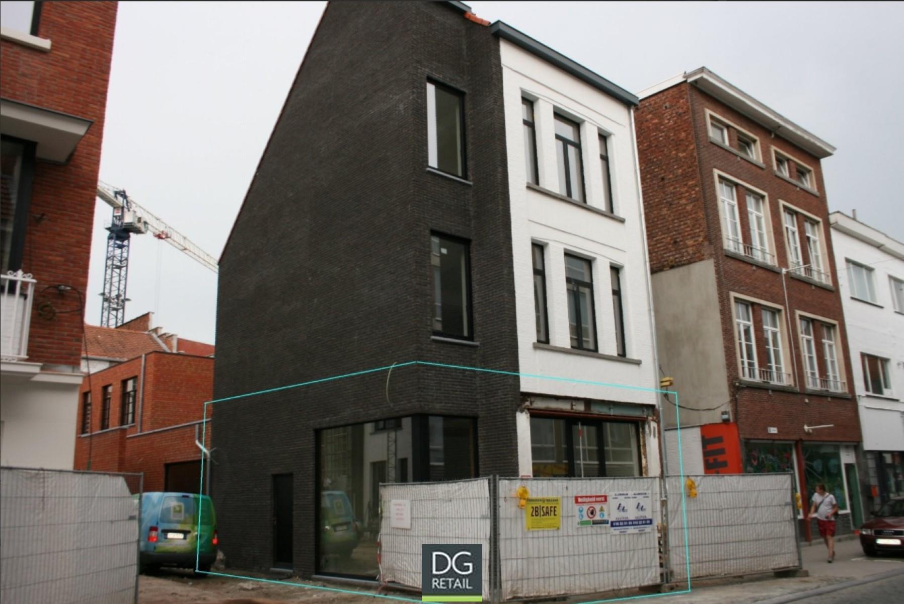 commercieel gelijkvloers te huur R1346 Otterstraat 17