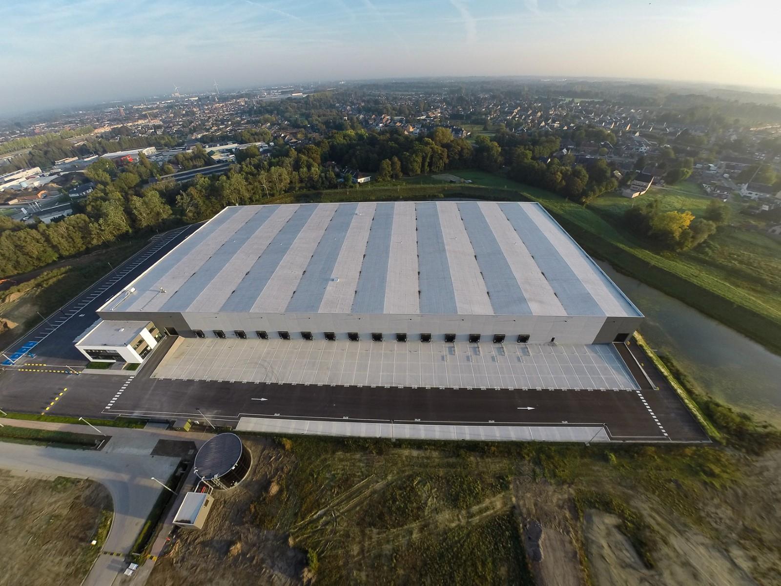 industrieel gebouw te huur I046 Schoondonkweg 16