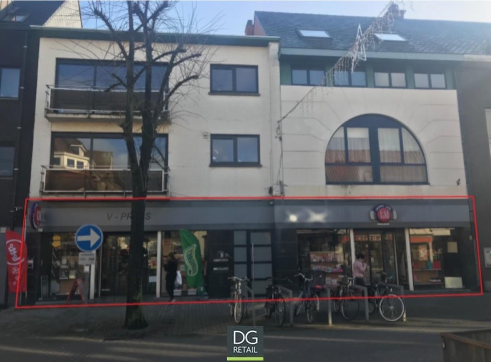 commercieel gelijkvloers te huur R1428 Boomstraat 31-31A