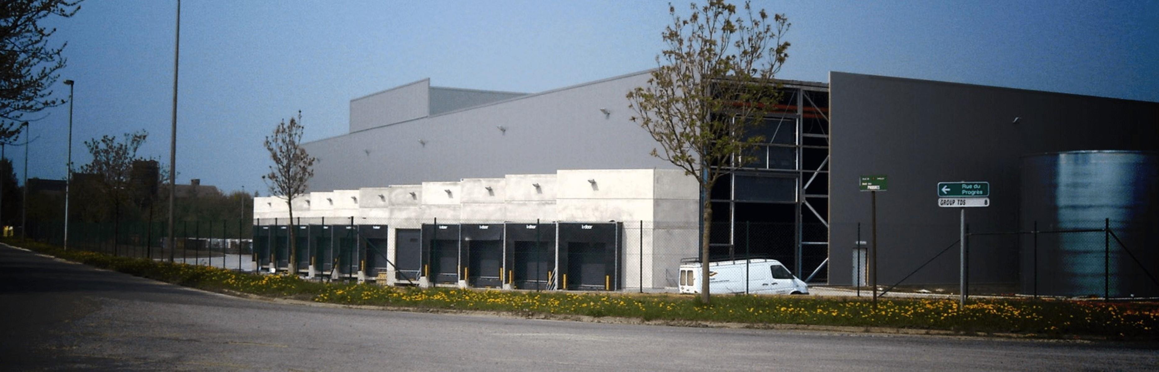 industrieel gebouw te huur I061 - Chaussee de namur , 1400 Nivelles, België 1