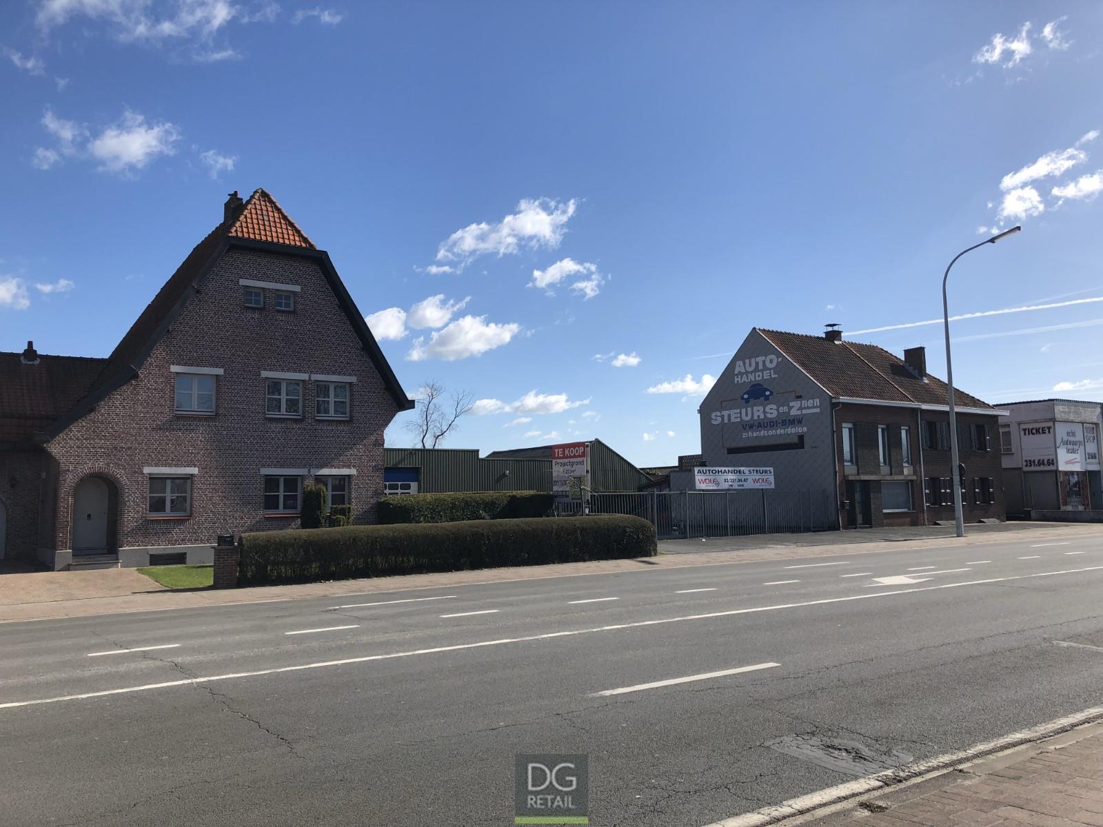 baanwinkel te koop R1435 Frans Beirenslaan  74-80
