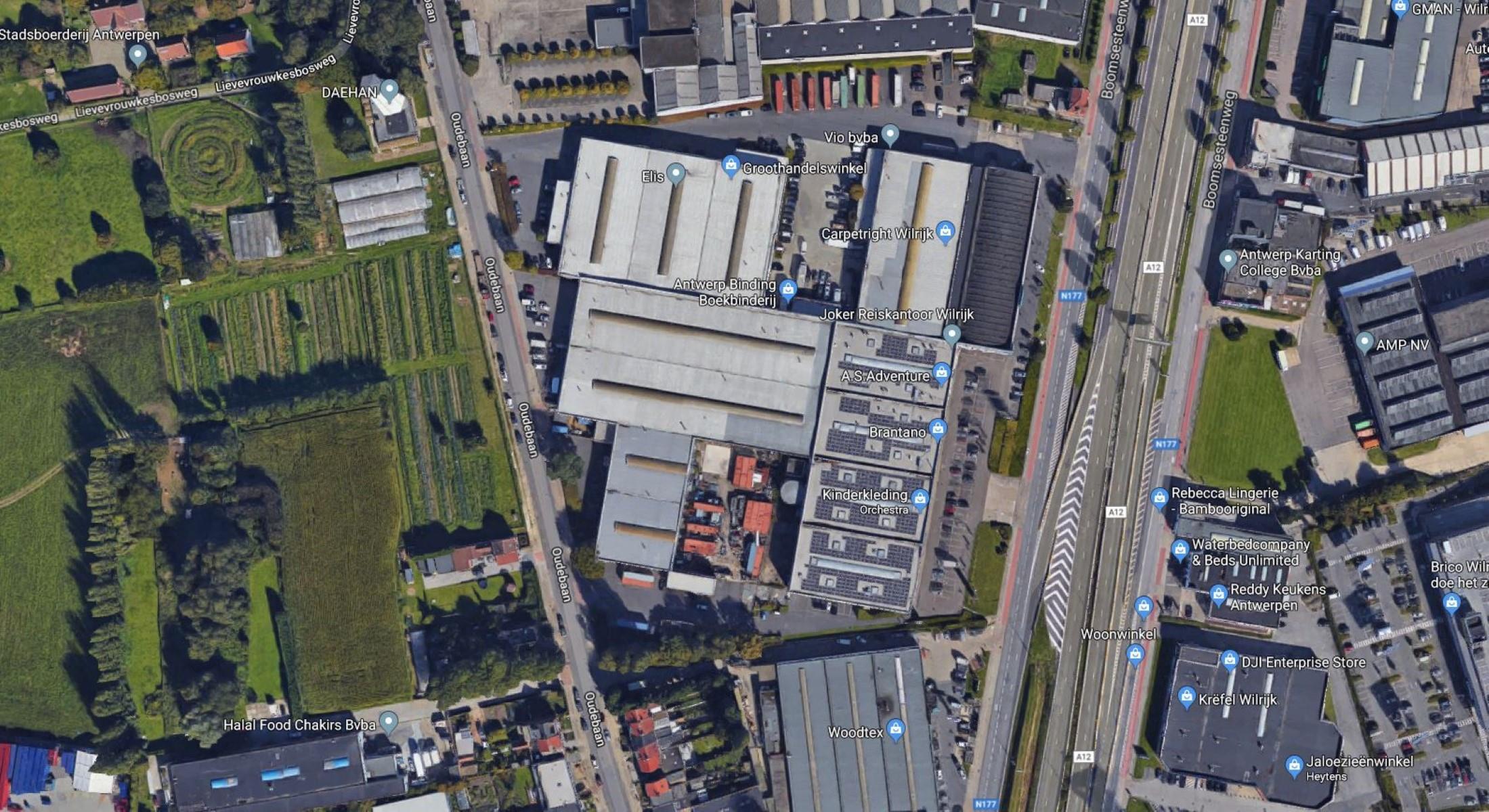 KMO-unit te huur I064 - Oudebaan 71, 2610 Antwerpen Wilrijk, België 1