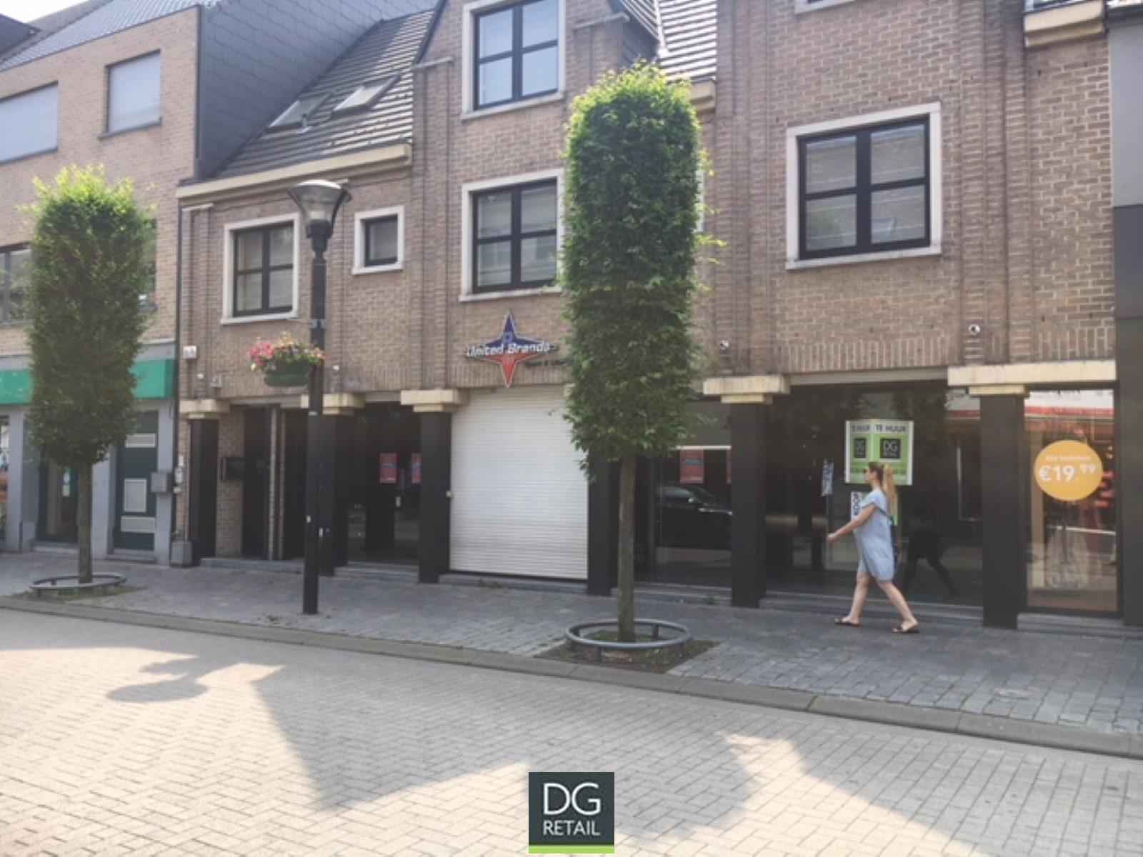commercieel gelijkvloers te koop R1469 Nieuwstraat  7