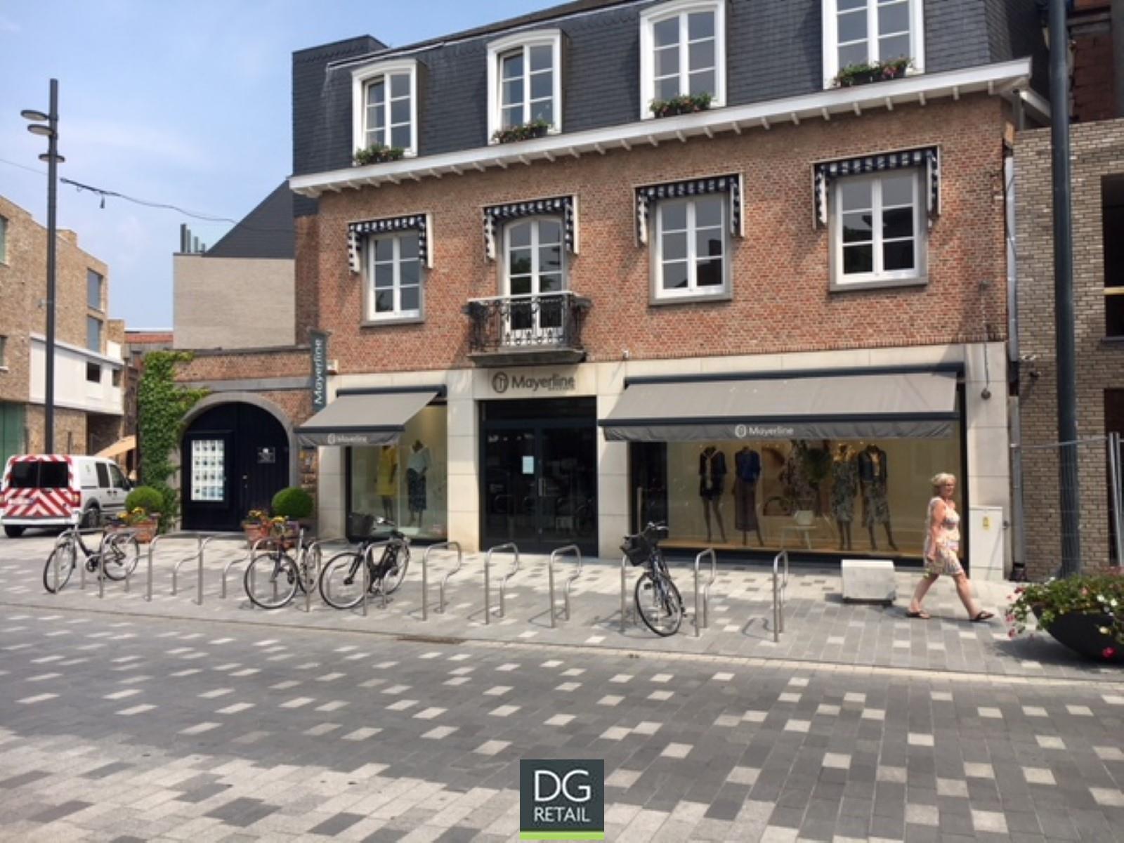 commercieel gelijkvloers te huur R1476 Kerkstraat 1