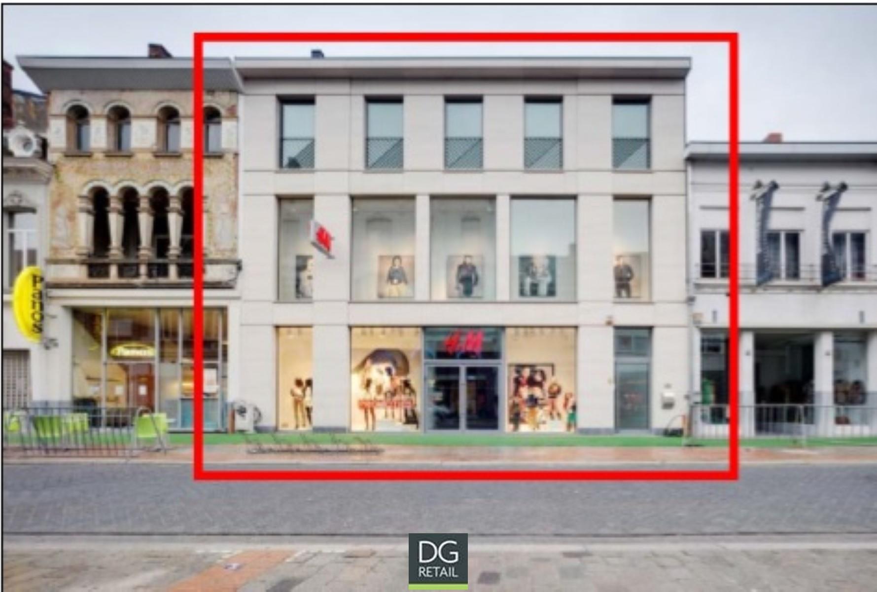 commerciële building te huur R1479 Stationsstraat  33